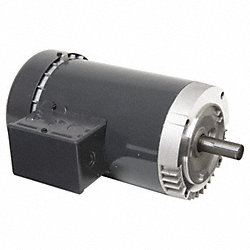 Mtr, 3ph, 3hp, 1800rpm, 208-230/460, Eff 87.5