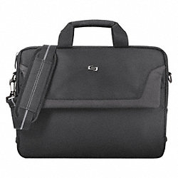 Laptop Case, Black, Polyester