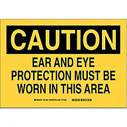 B401 7X10 EAR & EYE PROTECTION