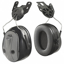Cap-Mounted PTL Ear Muffs, NRR 25