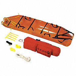 Rescue System, 6 ft., 400 lb., Nylon Fiber
