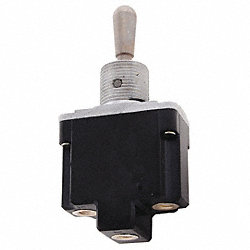 Toggle Switch, SPST, 2 Conn., Off/On