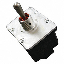 Toggle Switch, 4PDT, 12 Conn., On/On