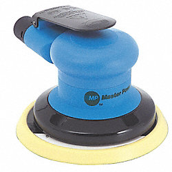 Air Random Orbital Sander, 0.24HP, 5 In.