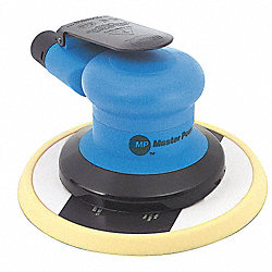 Air Random Orbital Sander, 0.24HP, 6 In.