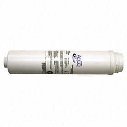 Water Filter, 13-1/4 In H, 050 gpm