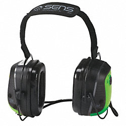 Electronic Ear Muff, 24dB, Behind-the-Neck