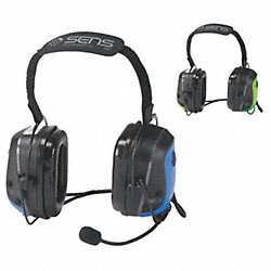 Electronic Ear Muff, Behind-the-Neck