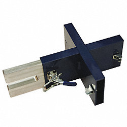 4-Way Directional Adaptor, 10 x 10 x 4 In