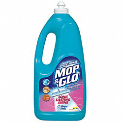 Floor Cleaner, 64 oz., Citrus, PK6