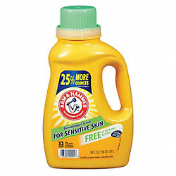 Liquid Laundry Detergent, 50 oz., PK 8