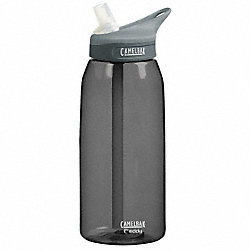 Water Bottle, 32 oz., Charcoal