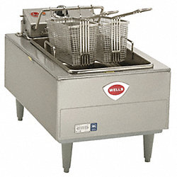 Electric Fryer, 3400/4600 Watt
