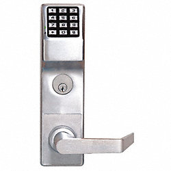 Wireless Digital Mortise Lock Left Hand