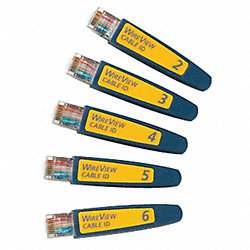 WireView Cable ID, No 2 to 6
