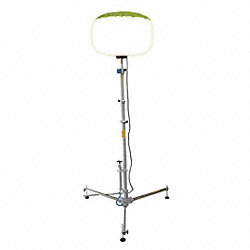 Balloon Light Tower, 120V, 2000W