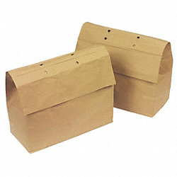 Recyclable Shredder Bag, 13 gal., PK 5