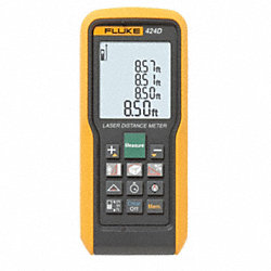 Laser Distance Meter, Up To 330 ft