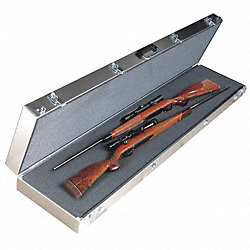 Gun Case, One Extra Large Rifle