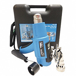 Heat Elite Plus LCD Heat Gun Kit