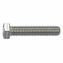 Hex Cap Screw, 304 SS, 5/8-11x1-1/4, PK300