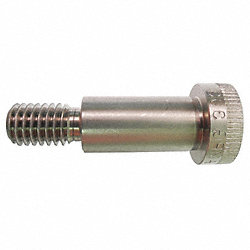 Shoulder Screw, 1-1/8-7 x 3 In L