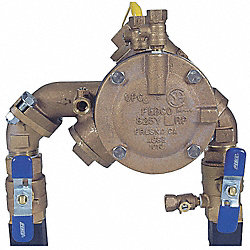 Backflow Preventer, 1 In, NPT