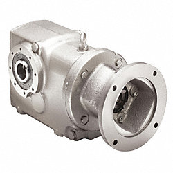 Speed Reducer, 17 RPM, 2.2 HP, Dia 1.5 In.