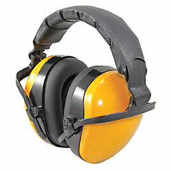 Ear Muffs, Dielectric, Yellow/Black, 29dB