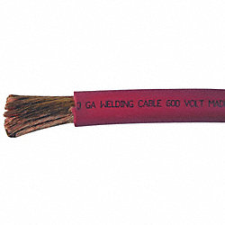 4/0 AWG Welding Cable Red 250 Ft