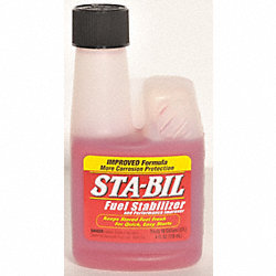 Fuel Stabilizer, 4 oz