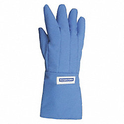 Cryogenic Glove, Size 14 to 15 In., M, PR