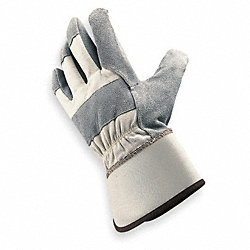 Leather Gloves, L, PR