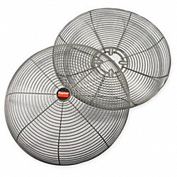Air Circulator Guard, 30 in. Guard Dia.