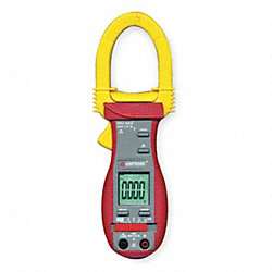 Digital Clamp On Ammeter, 1000A, 600V
