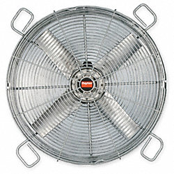 Transformer Fan, 115/230V, 24 in., 7900 cfm