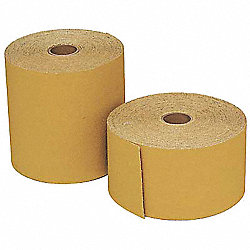 PSA Disc Roll, NoHole, 4-1/2 In, P120G, PK6