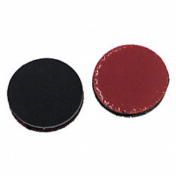 Disc Interface Pad, 1-1/8 In Dia, PK25