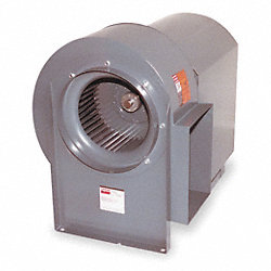 Blower, 24 1/2 In, 2 HP, 115/230 V, 8210 CFM