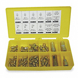 Grease Fitting Kit, Metric