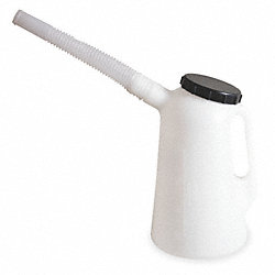 Flexible Spout Measure, 2 Quart/1 Liter