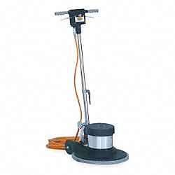 Floor Polisher, 20 In, 1.5 DC HP