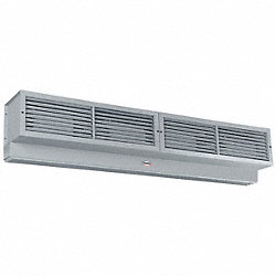 Air Curtain, 8000 cfm, 96 In. W, 14 In. D