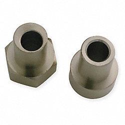 V-Guide Adjustable Bushing, Bore 8 mm