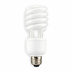 Screw-In CFL, 23W, T2, Medium