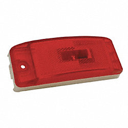 Clearance/Marker Lamp, LED, Red