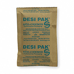 Desiccant, Kraft Packet, 0.83 cu ft, PK300