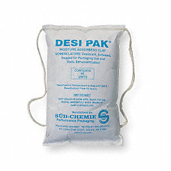 Desiccant, Kraft Packet, 66.67 cu ft, PK30