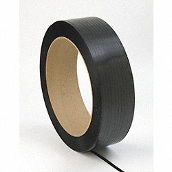 Strapping, Polyester, Smooth, 3600 ft. L