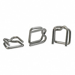 Strapping Buckle, 1/2 In., PK1000